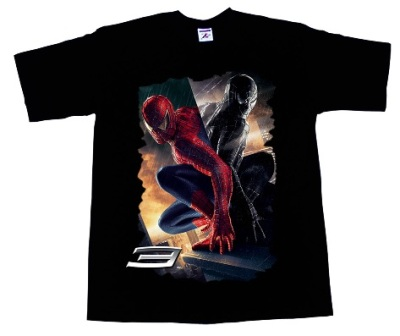 Camiseta Spiderman 70019