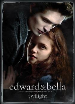 Póster Twilight EDWARD&BELLA