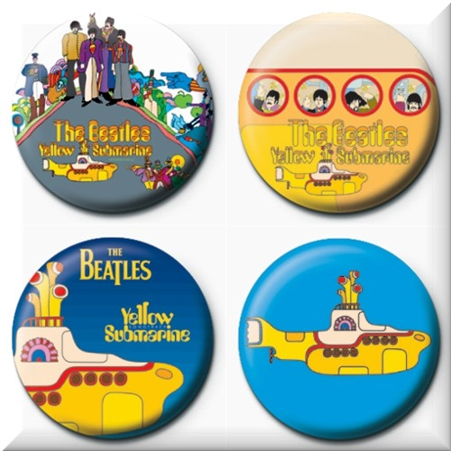 Pin Beatles 70047