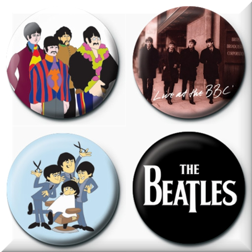 Pin Beatles 70049