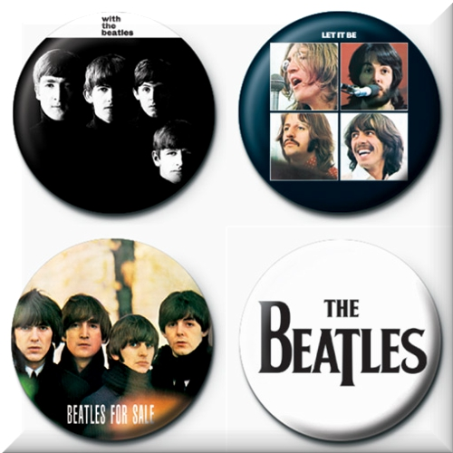 Pin Beatles 70053