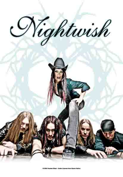 Bandeira Nightwish 70131