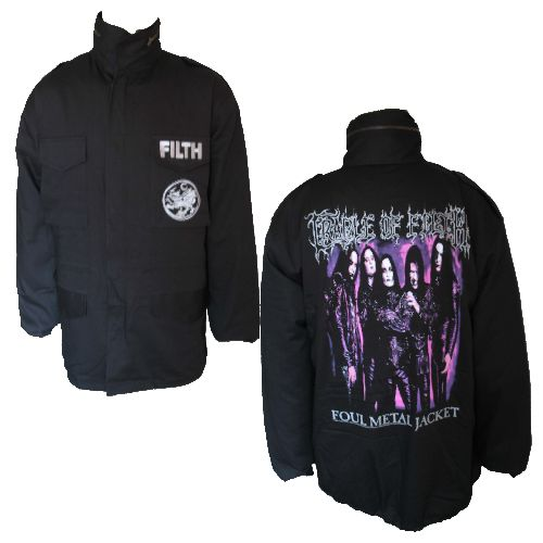 Jaqueta Cradle of Filth  70256