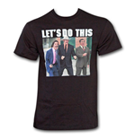 Camiseta ANCHORMAN Let's Do This