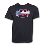 Camiseta Batman American Flag