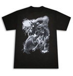 Camiseta Batman Dark Knight Rises Extreme Batrider