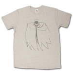 Camiseta Batman Outline