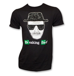 Camiseta Breaking Bad Sketch Face