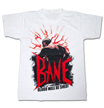 Camiseta Dark Knight Rises Bane Blood