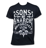 Camiseta SONS OF ANARCHY Motorcycle Club