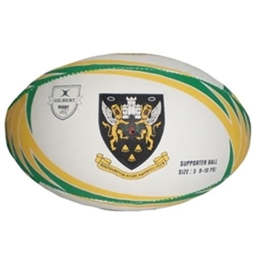 Bola Rugby Northampton Saints
