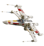 Star Wars Maquete EasyKit Pocket 1/112 X-Wing Fighter 11 cm