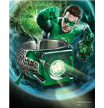 Green Lantern Movie Anel com luz