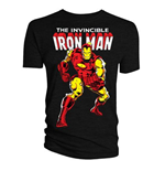Camiseta Iron Man 87380