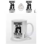 Caneca Harry Potter 87520