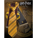 Harry Potter gravata Hufflepuff