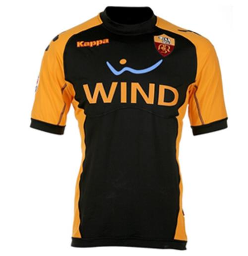 b2d5a6765477d Compra Camiseta Roma 3rd Kappa 2010-11 de menino Original