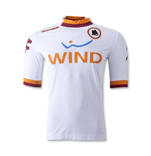 Camiseta AS Roma 2012-13 Away Kappa Original  Compra Online em Oferta cf196d2f727ab