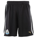 Shorts Newcastle United Home 2012-13 de menino