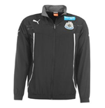 Jaqueta Newcastle United 2013-14 de menino