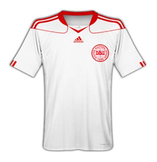 61cdd9ea41f20 Compra Camiseta Dinamarca 2010-11 Adidas World Cup Original