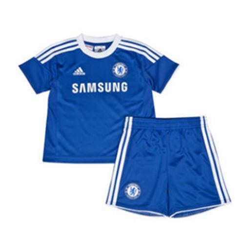 335f63e4538b5 Compra Uniforme Chelsea Adidas Home 2013-14 de menino Original