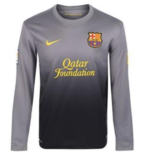 10733d59ee1c7 Compra Camiseta goleiro FC Barcelona 2012-13 Nike Original