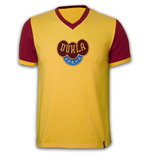 Camiseta Dukla Prague Away 1960's Retro