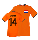 Camiseta Holland Johan Cruyff