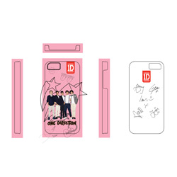 Capa para iPhone One Direction 96389
